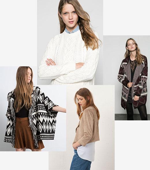 Топ 4 модни тенденции за Есен/Зима 2015 от Bershka