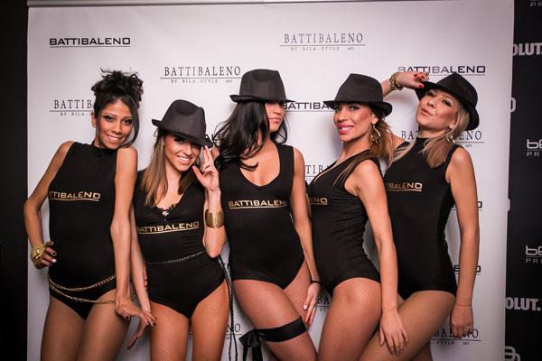 Блясък и суета на Ladies Night  by BATTIBALENO