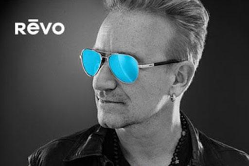 Фронтменът на U2 пуска колекция слънчеви очила
