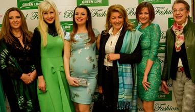 Bridal Fashion и Петя Раева организираха зелено парти с кауза
