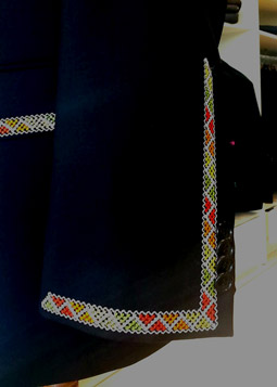 Koprivshtitsa 2015: Embroidered men's suit jackets by Richmart