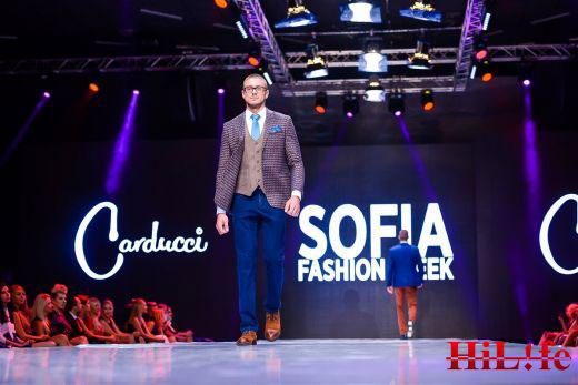 Мъжка мода от Carducci в първата вечер на Sofia Fashion Week 2015