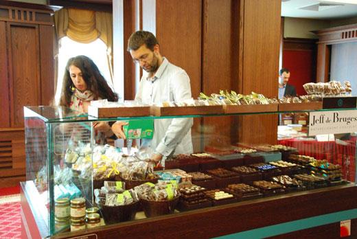 Първото по рода си Шоколадово изложение в България