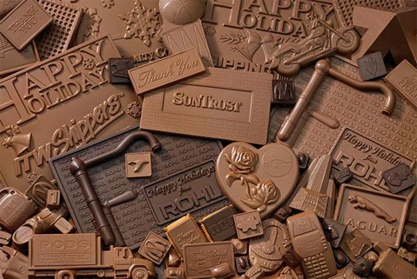 Шоколадът - пазител на сърцето