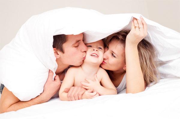 Бащините гени са по-активно използвани от майчините