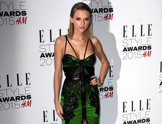 ELLE Style Awards 2015: Winners
