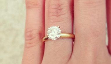 Годежен пръстен с проследяващо устройство