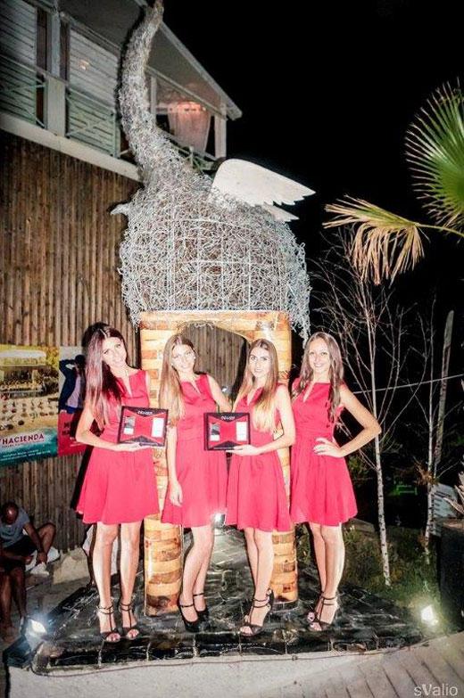 На ексклузивно морско парти в Hacienda Beach обявиха победителите в Ерген на годината