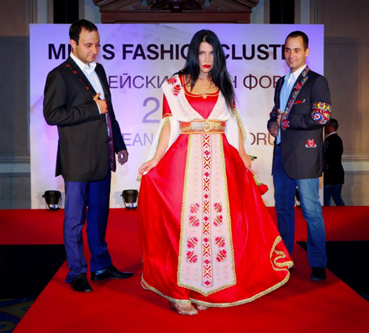 European Fashion Forum 2015 - International Conference, fashion show and party
