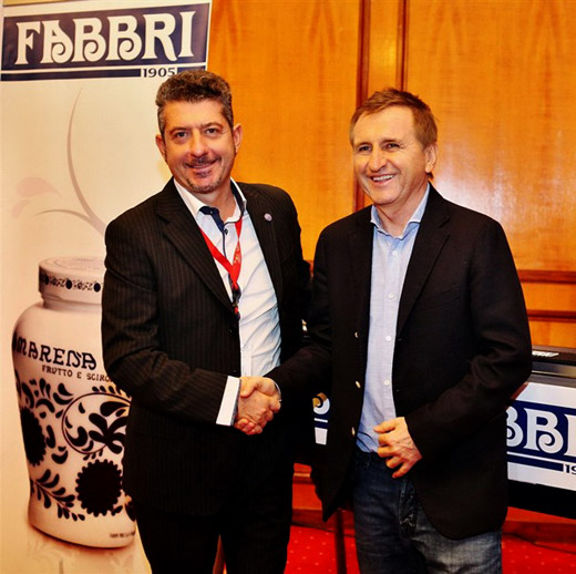 Италианските сиропи FABBRI вече в България