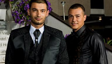 """Младоженска колекция """"New Black"""" 2015 от """"Агресор"""""""