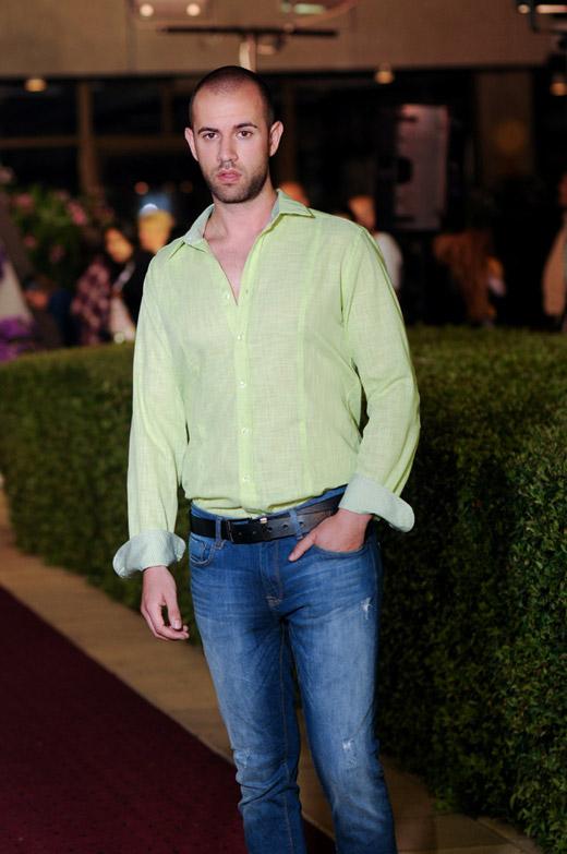 Мъжки ризи за Пролет-Лято 2015 от Daniel Fashion