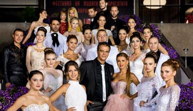 Фестивал на модата и красотата: Булчинска колекция Тонена 2015