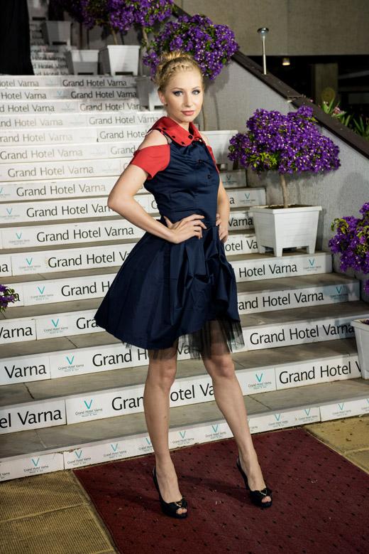 Колекция Лято 2015 на Модна къща Veteida