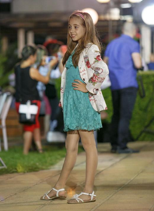 Детска мода по време на Фестивала на модата и красотата Варна 2015