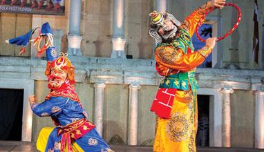 250 изпълнители от цял свят по време на Международния фолклорен фестивал в Пловдив