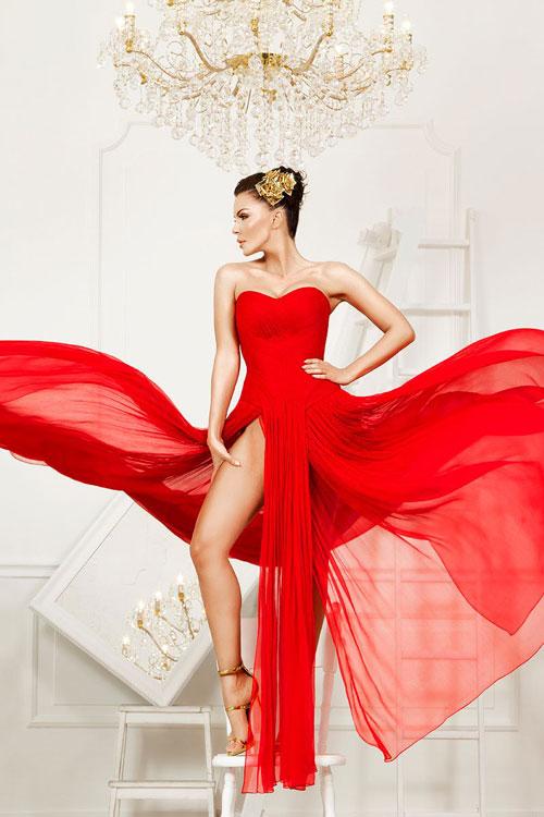 Галена представи GSpot Абитуриентски рокли 2015