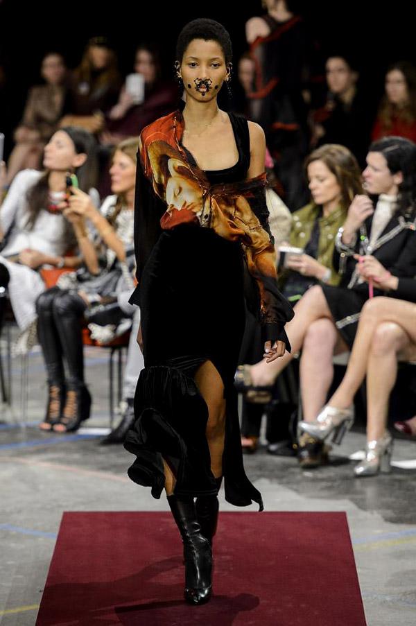 11 септември 2015, САЩ: Givenchy открива Седмицата на модата в Ню Йорк