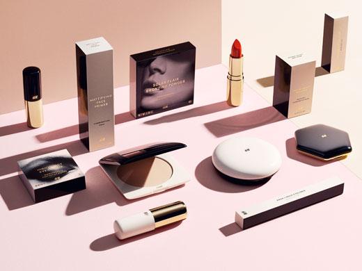 H&M пуска на пазара козметика