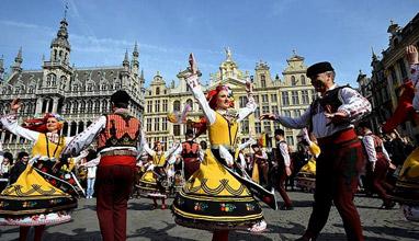 24 май - Общобългарски събор в Брюксел