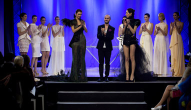 Италианският дизайнер на висша мода Иван Донев: Очаквайте красиви, красиви изненади