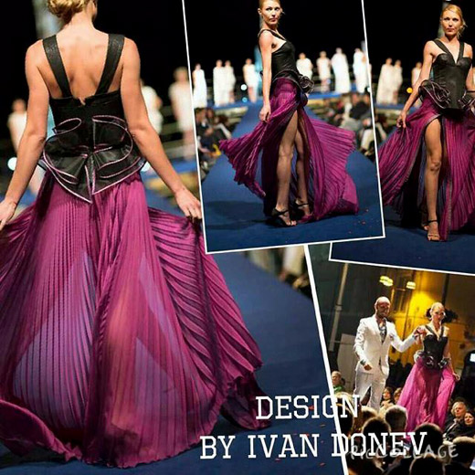 Italian haute couture designer ivan donev you can expect for Chamber of couture