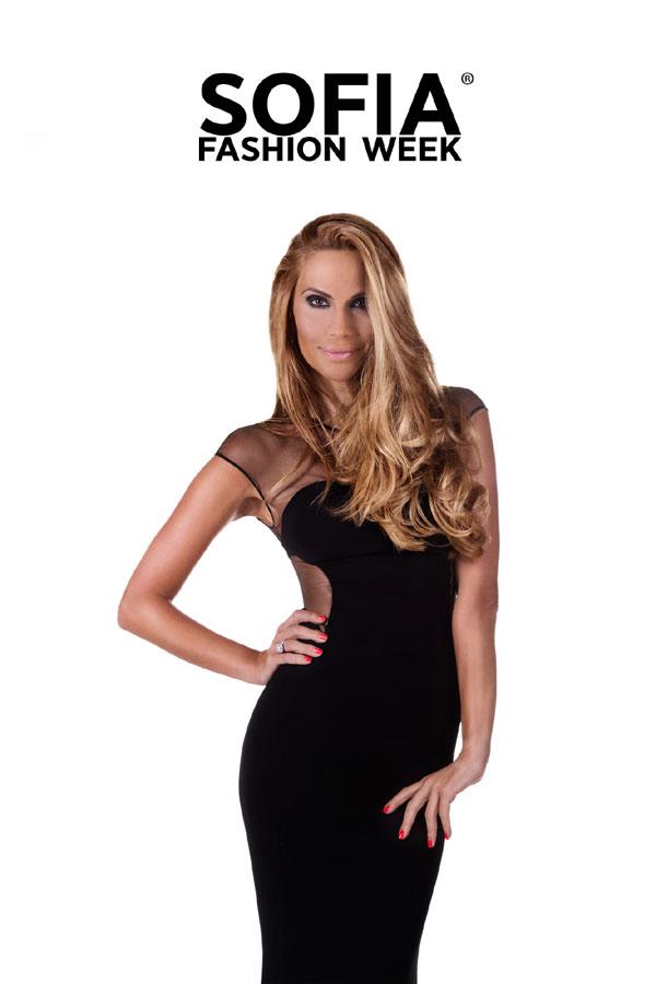 Ивайла Бакалова лице на Sofia Fashion Week 2015