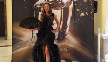 """Топ моделът Жана Янева стана лице на """"Орифлейм"""""""