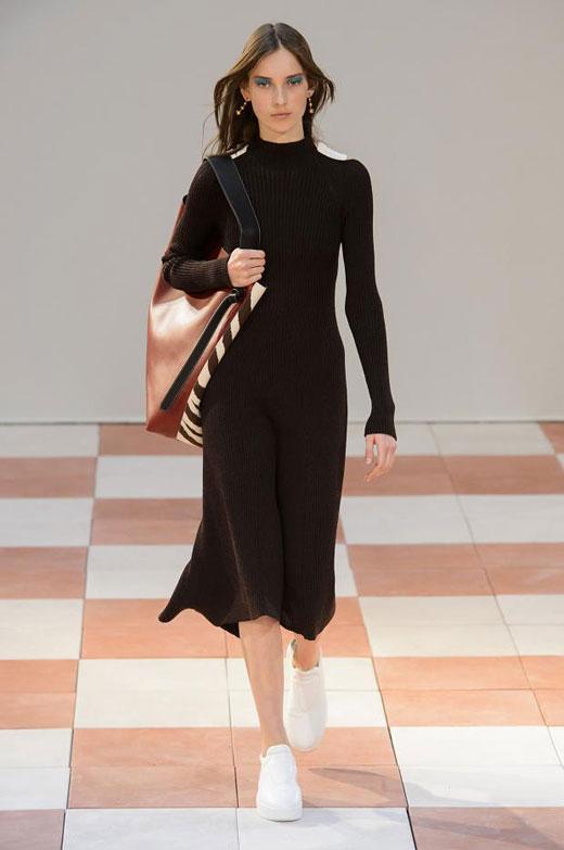 Модни тенденции Есен/Зима 2015-2016: Рокля от жарсе