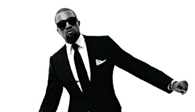 Кание Уест - най-стилен мъж на 2015
