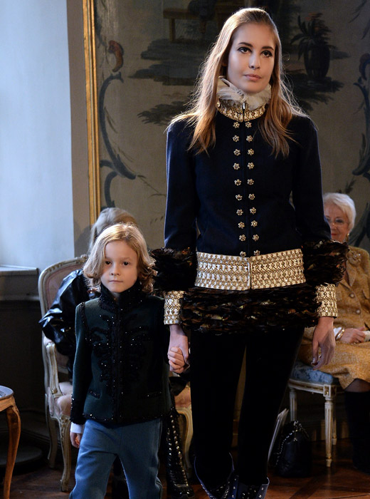 Karl Lagerfeld launches a childrenswear fashion line