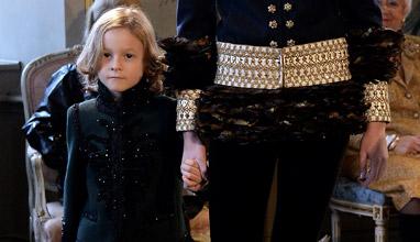 Карл Лагерфелд със своя модна линия за деца