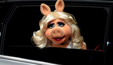 Популярните герои Мис Пиги и Кърмит обявиха раздялата си