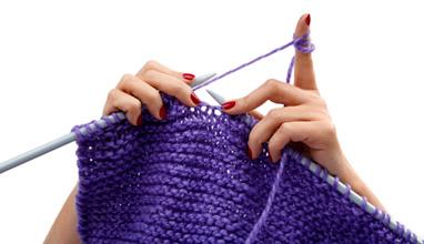 13 юни - Световен ден на плетенето на открито