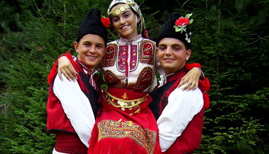 August 2015: National Festival of the Bulgarian Folklore, Koprivshtitsa