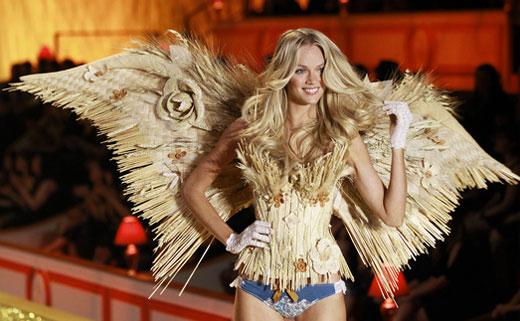 Един от ангелите на Victoria's Secret разказва за диетите