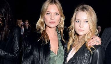 Сестрата на Кейт Мос с дебют по време на Седмицата на модата в Париж