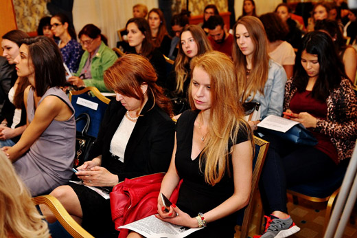 Международна конференция Европейският моден бизнес: Тенденции и перспективи