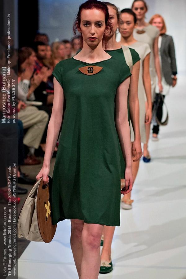 Българска дизайнерка на обувки и чанти за първи път на подиума на Boston Fashion Week