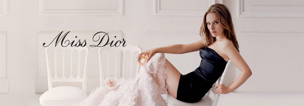 The new Miss Dior advertisement with Natalie Portman
