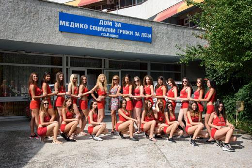 Трескава подготовка кипи около грандиозния спектакъл по повод десетото юбилейно издание на конкурса Мис Варна 2015