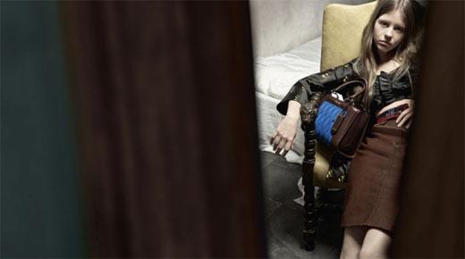 Забраниха рекламната кампания за сезон Пролет/Лято 2015 на Miu Miu