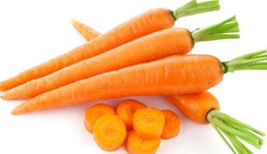 Консумацията на моркови - ключ към доброто зрение