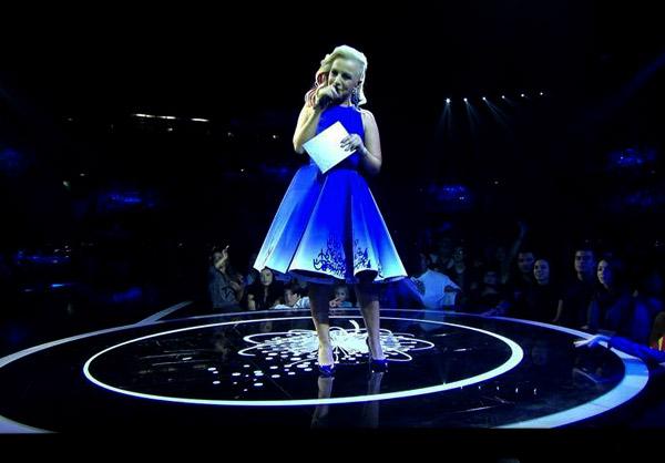 Студенти по мода от НБУ работиха по роклята за откриването на Детската Евровизия
