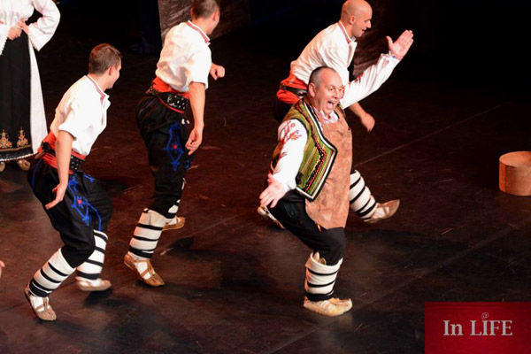 National Folklore Ensemble 'BULGARE' with first concert in the Netherlands