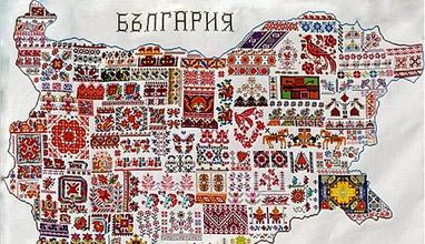 Българка, живееща в Япония, представи у нас уникално пано-знаме със 140 шевици