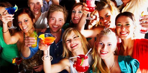 Пощадете мозъка си - не прекалявайте с алкохола