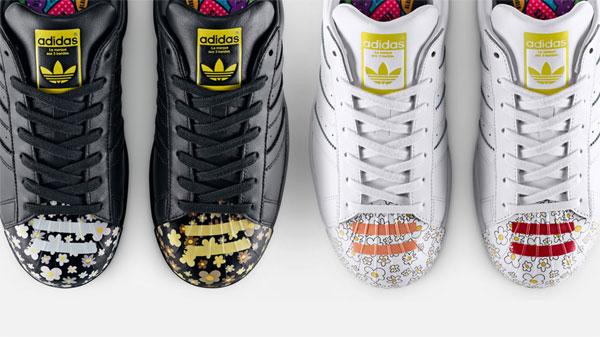 Очаквайте още едно сътрудничество на Фарел Уилямс с adidas Originals