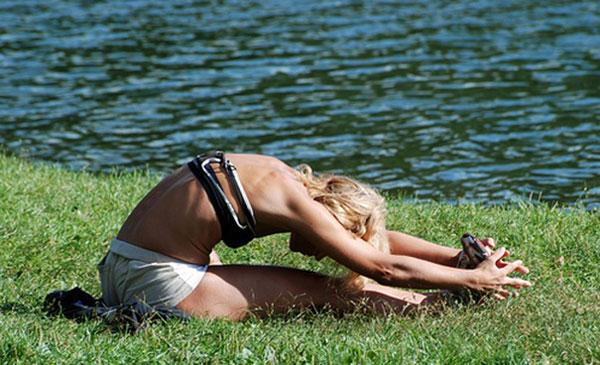 Ползите от йогата за вашето тяло