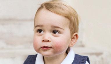 Принц Джордж диктува детската мода